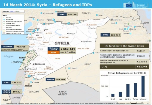 A Shocking Statistic About Syrian Refugees in Lebanon | UN DispatchUN Dispatch