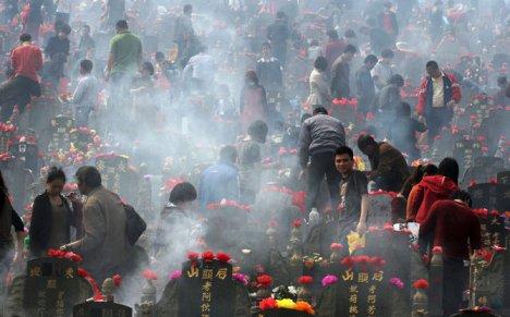 Qing Ming 2014