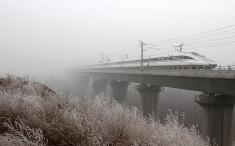 Chinese engineers said to be in talks over high-speed rail link to U.S. | Al Jazeera America