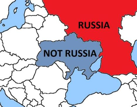 'Geography Can Be Tough': Canada Trolls Russia For Ukraine Action : The Two-Way : NPR
