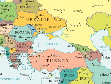 Ukraine, Iraq and a Black Sea Strategy | Stratfor