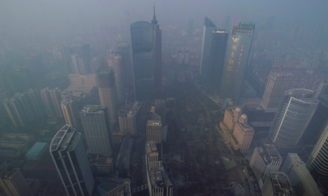 China's Pearl River Delta overtakes Tokyo as world's largest megacity | Cities | The Guardian